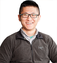 Economics Student Alex Cheng
